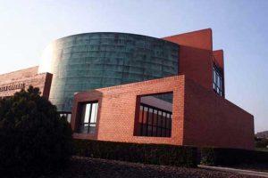 Biblioteca General de la UMA. Aspecto parcial (foto Francisco Rodríguez Marín)