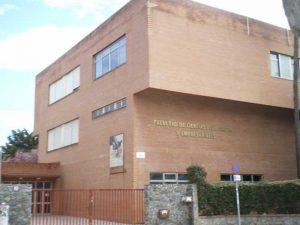 Facultad de Ciencias Económicas y Empresariales (foto: G. Marín).