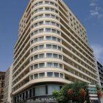 Hotel Málaga Palacio. (Fotografía: Carlos Canal).