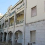 Antiguo Gobierno Militar. Fachada principal (foto: G. Marín)