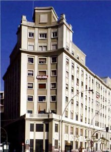 Casa de Sindicatos (M.E. Candau