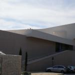 Fachada principal. (Foto Francisco García Gómez).
