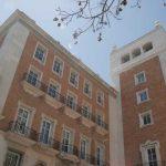Antiguo Palacio de Justicia. Fachada lateral y torre(foto: C. Canal)