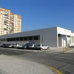 vista aérea del edificio desde la calle Capulino Jáuregui. (Joaquín Galán Vallejo