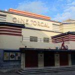 Teatro cine Torcal. Fachada principal (foto: G. Marín)