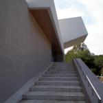 Escalera acceso. (Foto Francisco García Gómez).