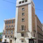 Antiguo Palacio de Justicia. Torre (foto: G. Marín)