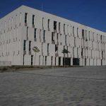 Centro Andaluz de Investigación en Tecnologías Informáticas (CAITI). Aspecto general (foto Francisco Rodríguez Marín)