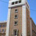 Antiguo Palacio de Justicia. Torre detalle (foto: G. Marín)