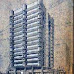 1975. Detalle fachada meridional. (Foto Francisco García Gómez).