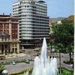 Hotel Málaga Palacio en una postal de ca. 1970. (Archivo Municipal de Málaga).