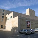 Archivo Histórico Provincial de Málaga. Aspecto general exterior (foto Rodríguez Marín)