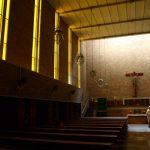 interior de la iglesia. (Fotografa Igor Vera).