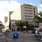 Hospital Materno Infantil de Málaga. Fotografía de las obras
