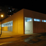 """tratada por el arquitecto como una """"quinta fachada"""" (Joaquín Galán Vallejo"""