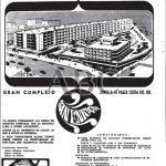 Página publicitaria del conjunto San Enrique, Torremolinos, en el diario ABC, con fecha de 26 de marzo de 1970.