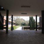 Antigua Universidad Laboral. Planta diáfana (foto Francisco Rodríguez Marín)