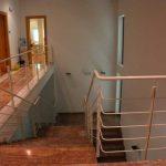Archivo Histórico Provincial de Málaga. Detalle del interior. Escaleras (foto Rodríguez Marín)