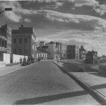 Paseo de la Farola. Jefatura de Obras y Gobierno Militar (Archivo Histórico Municipal de Málaga)