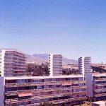 Vista parcial de la urbanización Eurosol, en una fotografía del Estudio Rafael de La-Hoz.