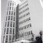 Fachada del hotel Pez Espada, Torremolinos, fotografía de Carlos Canal.