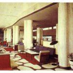Interior del hotel Pez Espada, Torremolinos, fotografía de Carlos Canal.