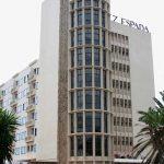 Fachada del hotel Pez Espada, Torremolinos (autor: Igor Vera Vallejo).