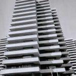 Una de las torres de la urbanización Playamar, en Torremolinos. Fotografía cedida por el Estudio Lamela.