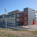 Escuela de Ingenierías de la UMA. Vista general posterior (foto Rodríguez Marín)