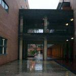 Facultad de Ingeniería en Telecomunicaciones de la UMA. Elementos de intercomunicación interior (foto Rodríguez Marín)