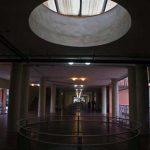 Facultad de Ingeniería en Telecomunicaciones de la UMA. Interior (foto Rodríguez Marín)