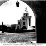 vista aérea (ca. 1937). José María Sanz-Pastor Fernández de Pierola