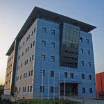 Laboratorio Universitario de Investigación en el Parque Tecnológico de Andalucía. Vista general (foto Rodríguez Marín)