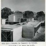 ca. 1961. Módulo perpendicular a Paseo de Martiricos