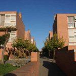 Residencia Universitaria de la UMA. Vista general del interior (foto Rodríguez Marín)