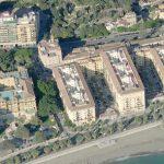 Casas de Cantó. Vista general del Paseo Marítimo Pablo Ruiz Picasso. (Ortografía Digital Histórica de Andalucía)
