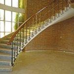 usados como soporte y articulación de fachada