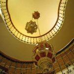 uniendo función estructural y ornamental. Fotografía María Teresa Méndez Baiges