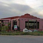 Cooperativa Farmacéutica Malagueña. Núcleo administrativo (foto Francisco Rodríguez Marín)